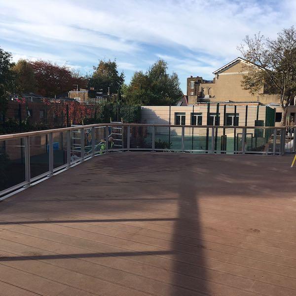 Powder-Coated-Balustrade-West-Hampstead