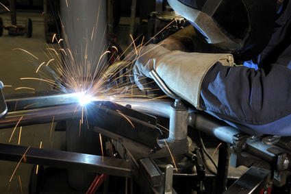 steel welding and cutting